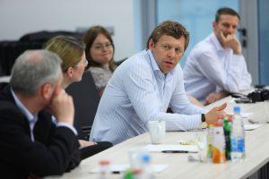 2. Alumni-Treffen vom 13. bis 15. Mai 2010 in Moskau