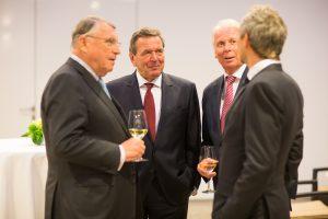 2015 Gespräche - Eröffnung