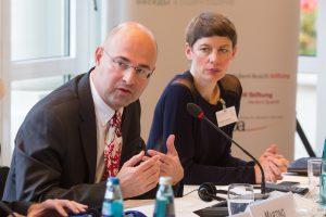 2015 Gespräche - Russland und die Europäische Union im Ukraine-Konflikt