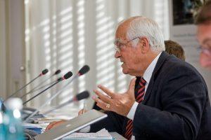 2008 Gespräche - Thema Außenpolitik