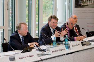 2008 Gespräche - Thema Finanzen