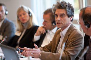 2009 Gespräche - Die demographische Entwicklung als Herausforderung für die Wirtschaft