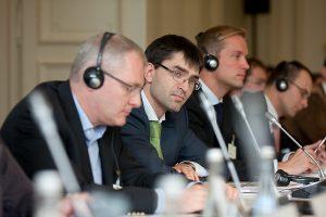 2009 Gespräche - Finanzen