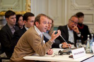 2010 Gespräche - Ethische Unternehmensführung im Zeitalter der Globalisierung