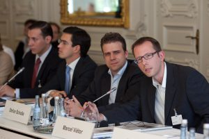 2010 Gespräche - Chancen und Risiken der Globalisierung