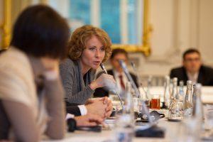2010 Gespräche - Die soziale und ökologische Verantwortung von Unternehmen