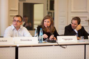 2011 Gespräche - Skolkovo