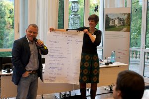 2012 Gespräche - Workshops & Round Tables