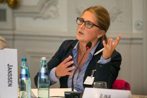 2014 Gespräche - Berichterstattung in der Ukraine-Krise