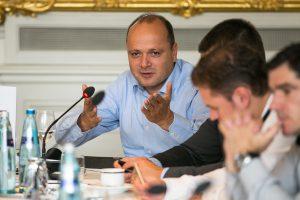 2014 Gespräche - Internationalisierung der Wirtschaft