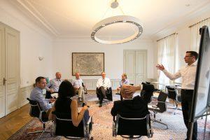 2014 Gespräche - Workshops