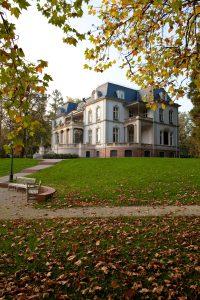 2009 Gespräche - Foto des Schlosses