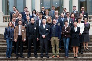 2009 Gespräche - Gruppenfoto