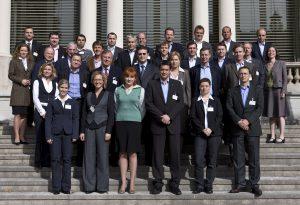 Teilnehmergruppenfoto 2008
