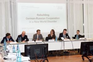 2018 Wiederaufbau der deutsch-russischen Beziehungen