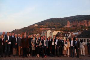 2018 AE in Heidelberg