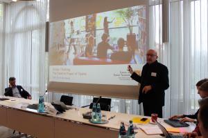 2018 Einführung in Design Thinking von Prof. Weinberg